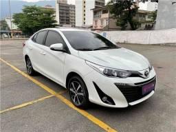 Título do anúncio: Toyota Yaris 2020 1.5 16v flex sedan xls connect multidrive