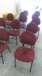 Título do anúncio: Cadeiras pra igreja todas por encomenda na cor que preferir