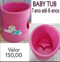 Baby Tub Banheira Ofurô