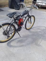 Título do anúncio: Bicicleta motorizada 49 cc