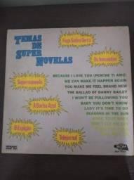 LP\Disco de Vinil - Temas de Super Novelas - 1974