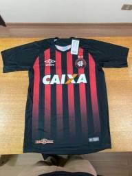 TAMANHO P Camisa Athletico Paranaense 2017/2018