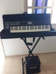 Venda de um teclado