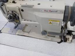 Maquina Costura Pesponto Dupla