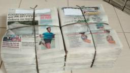 Jornal Novo e Limpo/ Preço por kg R$ 2,80 // Fone Whats 41 99509-7228