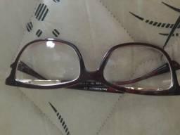 Armação óculos Ana Hickmann