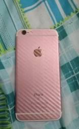 Iphone 6S Com leve trinco fio de cabelo 16 gb