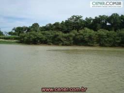 60C/Ótima fazenda de 542 ha margem Rio Urucuai.ótima para agricultura irrigada ou pecuária