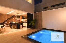 A casa mais bonita do Guará! Sobrado c/piscina! Nova! Belíssima!