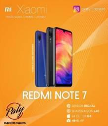 Xiaomi Note 7 // 64 GB // Pronta entrega // Versão Global // Lacrado
