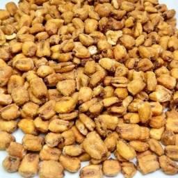 Milho torrados (mostarda/mel) 125 a 1 kg