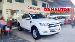Ranger 3.2 Limited 4x4 Cd Automática Diesel - 2017