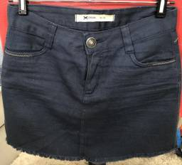 Saia jeans Hering