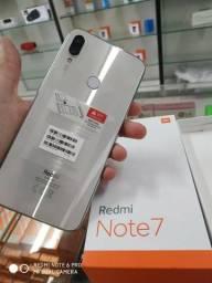 Xiaomi Redmi Note 7 64gb Branco e vermelho // Loja física