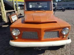 FORD F75 1974 Carro colecionador placa Caracterizando original ligar * *JEAN