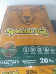 Ração Special Dog Vegetais 15 e 20 kg