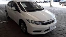 HONDA CIVIC 1.8 LXL 16V FLEX 4P AUTOMÁTICO - 2012