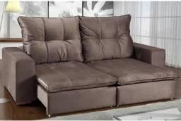 Sofa retratil e reclinavel c/ Pillow Kfuri