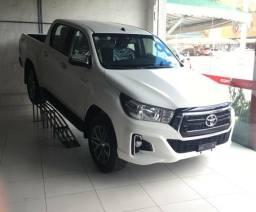 Toyota Hilux SRV Automática 0Km 2020 - 2019