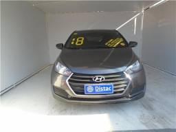 Hyundai Hb20 1.6 comfort plus 16v flex 4p automático - 2018