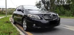 Corolla 2009 Automático. novíssimo - 2009