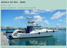 Sedna Xf 335 - Não É Fishing 32 St - 2013