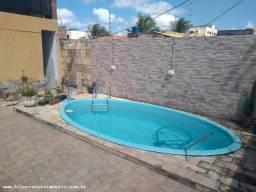 Linda casa duplex 6 quartos(2 suites), com piscina em Nova Parnamirim