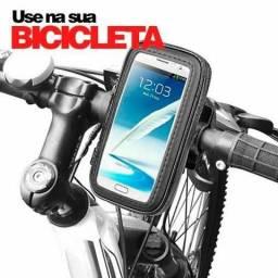 Suporte de celular para bicicleta