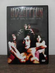 DVD Led Zeppelin- Live at Earl's court 1975 (original)
