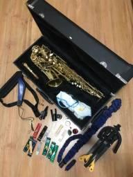 SaxoFone Sax Eagle 501 em perfeito estado! Seminovo !