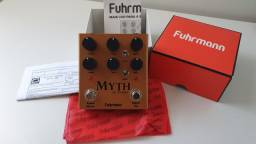 Pedal Overdrive Furhmann Myth of Tones