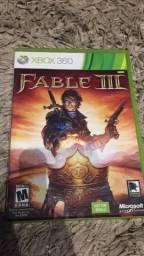 Usado, Jogo Original Xbox 360 - Fable III comprar usado  Goiânia