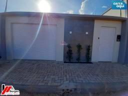 Vende-se Casa de 3 quartos no jardim América à 180mts da Av. pedro neiva de santana