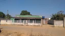 Vende-se casa em Ariquemes bairro marechal de frente posto são Vicente whats 69- *