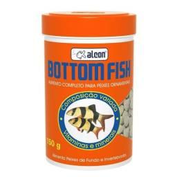 Ração para peixes Botton Fish 150g Alcon