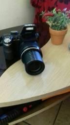 Câmera digital FujiFilm Top.