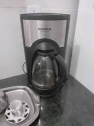 Cafeteira capacidade para pra 2 L