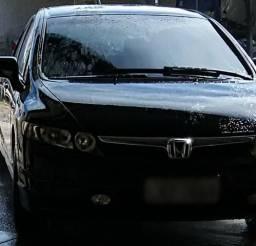 OPORTUNIDADE New Civic Lxs 2007 1.8 140 CV a gasolina CARRO DE MULHER