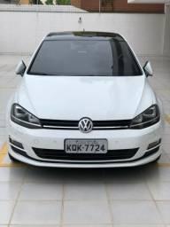 Golf Highline 1.4 Turbo, modelo Alemão com doc OK, Revisões 100% na VW - 2014