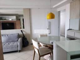 Apartamento projetado no papicu