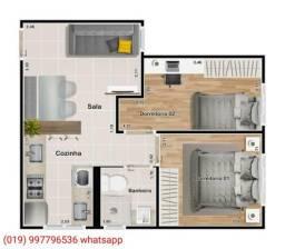 Vendo apartamento na Avenida Pedroso em Santa Bárbara