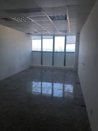 Alugo Sala 30,50m2 Empresarial Riomar, Pina , Recife -PE - 323