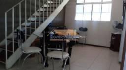 Cobertura à venda com 2 dormitórios em Santa rosa, Belo horizonte cod:36042