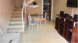 Casa à venda com 2 dormitórios em Santa mônica, Belo horizonte cod:31310