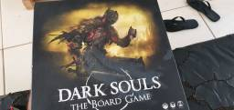 Lote jogos Dark souls / zombicide sobreviventes experientes / rising sun monster pack