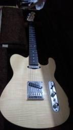 Guitarra tagima Cacau Santos