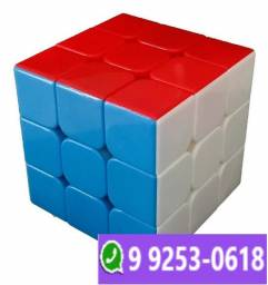 Cubo Mágico 3x3x3 Profissional Speed Gold Edition