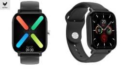 Smartwatch P8 Pro Max DT36 - Faz ligação, mede pressão arterial
