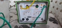 Eletrificador rural Walmur 20Km 220v e 12v