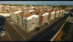 Passo Apart. 48 m², Riviera III, 02 quartos, varanda, atrás do Pátio Norte.
